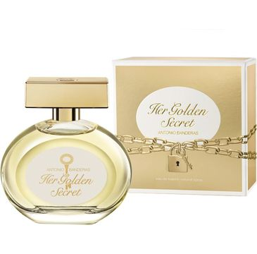 Antonio Banderas – The Golden Secret Woman woda toaletowa spray (80 ml)