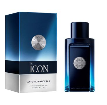 Antonio Banderas The Icon woda toaletowa spray (100 ml)