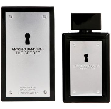 Antonio Banderas The Secret woda toaletowa spray 100ml
