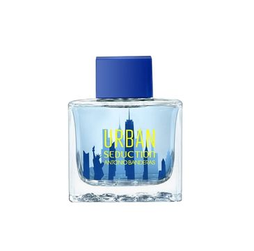 Antonio Banderas Urban Seduction Blue woda toaletowa spray 100ml