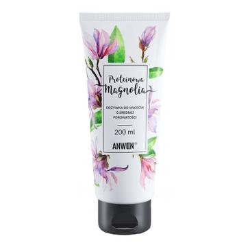 Anwen – odżywka do włosów Proteinowa Magnolia (200 ml)