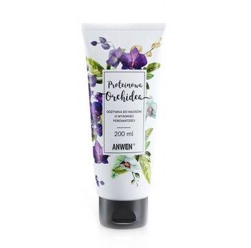 Anwen – odżywka do włosów proteinowa Orchidea (200 ml)