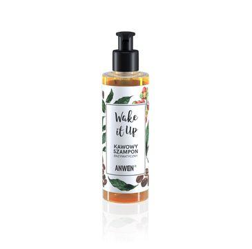 Anwen Wake It Up (enzymatyczny szampon kawowy 200 ml)