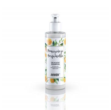 Anwen – szampon do skóry głowy Pomarańcza i Bergamotka (200 ml)