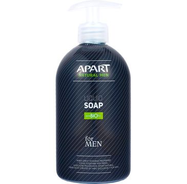 Apart Natural Prebiotic kremowe mydło w płynie For Men 500ml