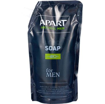 Apart Natural Prebiotic Refill mydło w płynie For Men 400ml
