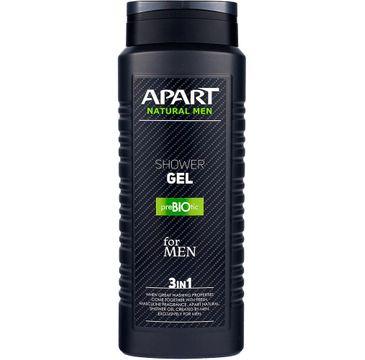 Apart Natural Prebiotic żel pod prysznic dla mężczyzn 500ml