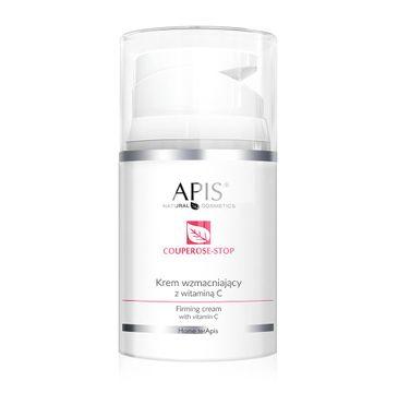 Apis Couperose-Stop Firming Cream krem wzmacniający z witaminą C (50 ml)