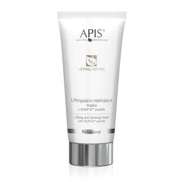 APIS Lifting Peptide liftingująco-napinająca maska z SNAP-8™ peptide (200 ml)