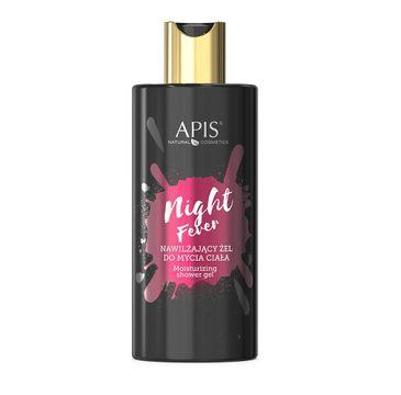 Apis – Night Fever nawilżający żel do mycia ciała (300 ml)
