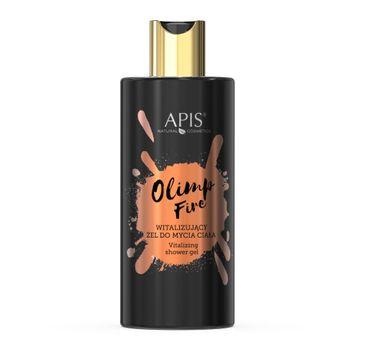 Apis – Olimp Fire witalizujący żel do mycia ciała (300 ml)