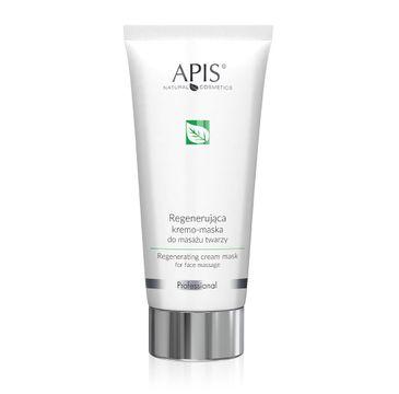 Apis – Regenerating Cream Mask regenerująca kremo-maska do masażu twarzy (200 ml)