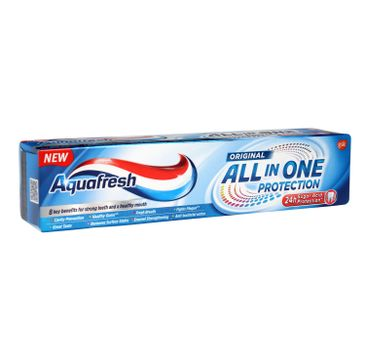 Aquafresh All In One Protection Pasta do zębów Original 100 ml