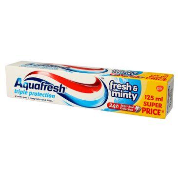 Aquafresh Fresh & Minty pasta do zębów 125 ml