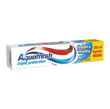 Aquafresh Fresh & Minty pasta do zębów 125 ml