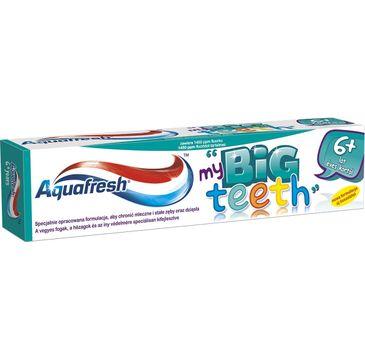 Aquafresh Junior pasta dla dzieci 50 ml