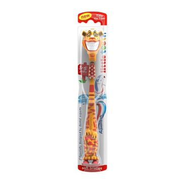 Aquafresh Little Teeth szczoteczka dla dzieci 3-5 lat, 1 szt.
