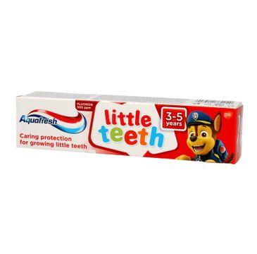Aquafresh – LittleTeeth Pasta do zębów dla dzieci 3-5 lat (50 ml)
