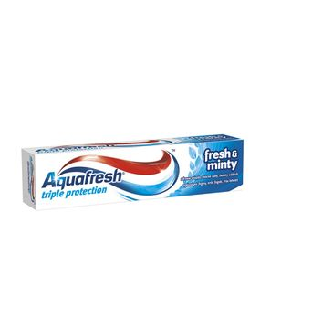 Aquafresh pasta Fresh Minty 50 ml