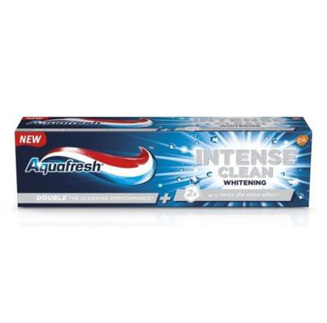 Aquafresh – Pasta Intense Clean Whitening (75 ml)
