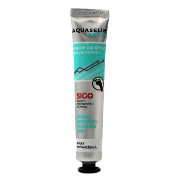 Aquaselin antyperspirant do stóp w kremie 50 ml