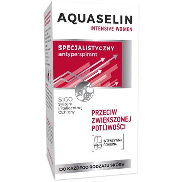 Aquaselin Intensive dezodorant roll-on dla kobiet 50 ml