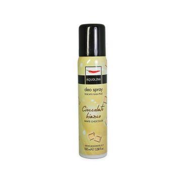 Aquolina Biała Czekolada dezodorant spray 100ml
