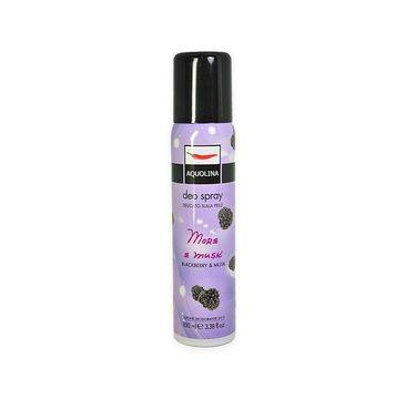 Aquolina Blackberry & Musk dezodorant spray 100ml