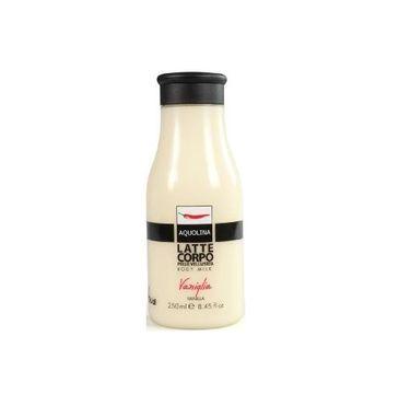 Aquolina Latte Corpo mleczko do ciała Wanilia 250ml