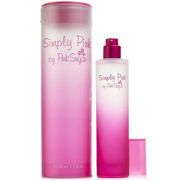 Aquolina Simply Pink woda toaletowa spray 50ml