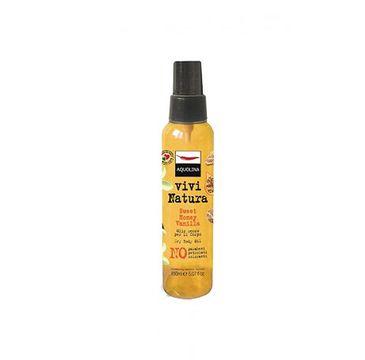 Aquolina Vivi Natura Dry Body Oil olejek do ciała Wanilia i Miód 150ml