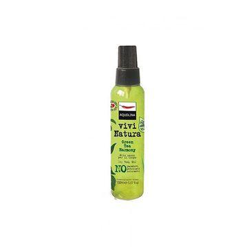 Aquolina Vivi Natura Dry Body Oil olejek do ciała Zielona Herbata 150ml