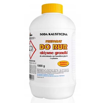 Ara Soda Kaustyczna Preparat do udrożniania rur (1 kg)