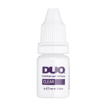 Ardell Duo Individual Lash Adhesive – klej do kępek rzęs Clear (7 g)