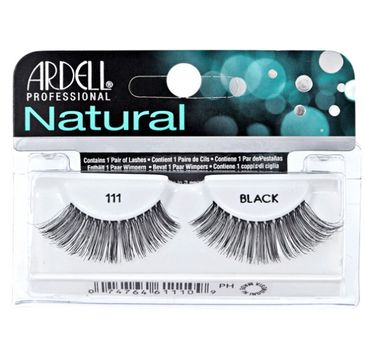 Ardell Natural 111 1 para sztucznych rzęs Black