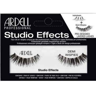 Ardell Studio Effects Demi Wispies sztuczne rzęsy Black (1 op.)