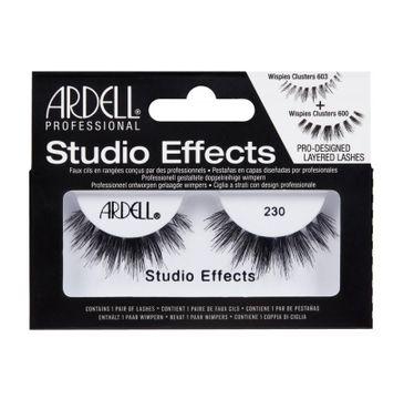 Ardell Studio Effects sztuczne rzęsy 230 Black