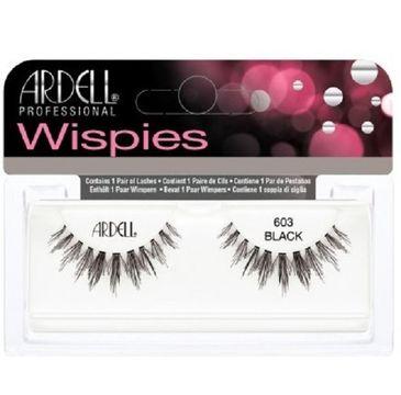 Ardell Wispies 603 1 para sztucznych rzęs Black