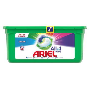 Ariel Allin1 PODS Colour Kapsułki do prania (28 prań)