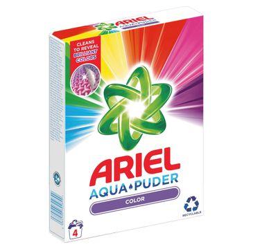 Ariel Aqua Puder Color Proszek do prania 4 prania(300 g)