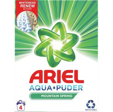 Ariel AquaPuder Mountain Spring Proszek do prania 4 prania (300 g)