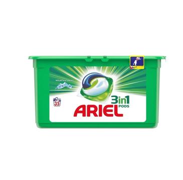 Ariel kapsułki do prania białych rzeczy 35 szt. (1 op.)