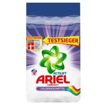 Ariel Compact Color Proszek do prania kolorowych tkanin (1.35 KG)