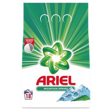 Ariel AquaPuder Mountain Spring Proszek do prania białych i jasnych tkanin  (1.35 kg)