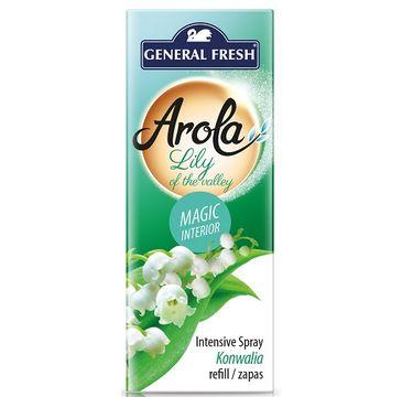General Fresh Arola wkład do odświeżacza spray Konwalia (40 ml)