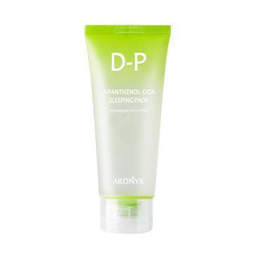 Aronyx D-Panthenol Cica Sleeping Pack regenerująca maska do twarzy na noc (100 ml)