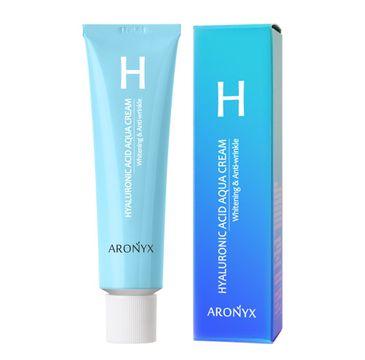 Aronyx Hyaluronic Acid Aqua Cream nawilżający krem do twarzy z kwasem hialuronowym (50 ml)