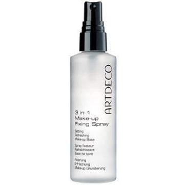 Artdeco Make-Up Fixing Spray 3w1 płyn utrwalający makijaż w sprayu 100ml
