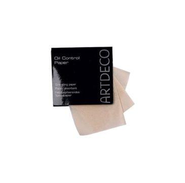 Artdeco Oil Control Paper Bibułki matujące 100szt