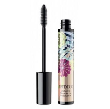 Artdeco Volume Supreme Mascara tusz do rzęs 01 Black 15ml